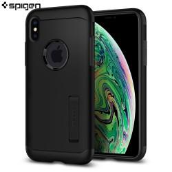 Spigen iPhone XS Max Case Slim Armor, Black