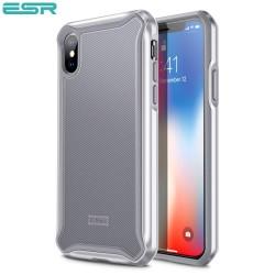 Carcasa ESR Glacier iPhone X, Silver