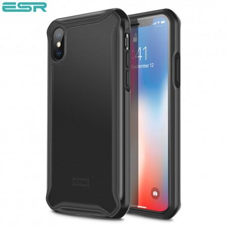 ESR Glacier case for iPhone X, Black