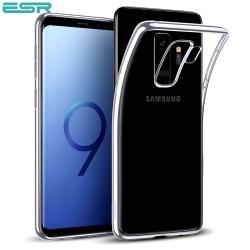 Husa slim ESR Essential Twinkler Samsung Galaxy S9 Plus, Silver