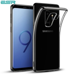 Husa slim ESR Essential Twinkler Samsung Galaxy S9 Plus, Black