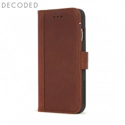 Carcasa piele Decoded Wallet Case iPhone 8, 7, 6s, 6, Brown