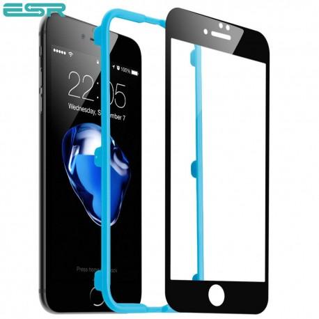 ESR iPhone 6s / 6 Tempered Glass Full Coverage Screen Protector, Black Edge