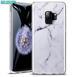 Carcasa ESR Marble Samsung Galaxy S9, White Sierra