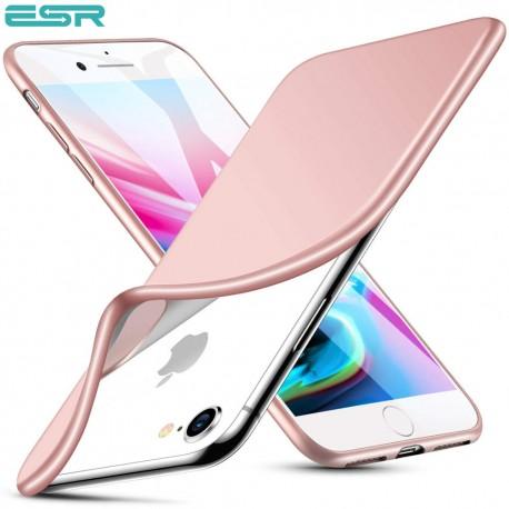 Husa slim ESR Appro iPhone 8 / 7, Rose Gold