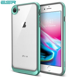 Carcasa ESR Bumper Hoop iPhone 8 / 7, Mint Green