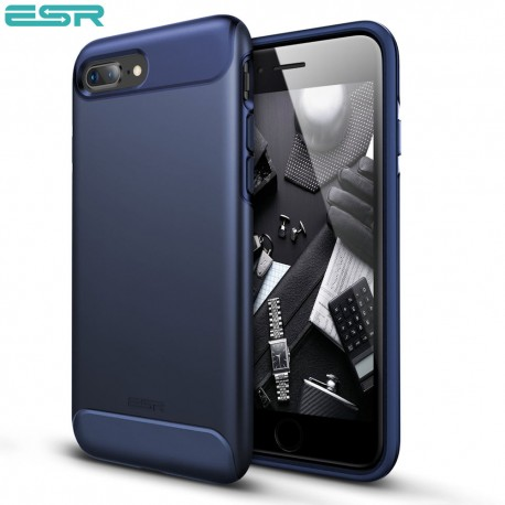 Carcasa ESR Rambler iPhone 8 Plus / 7 Plus, Purplish Blue