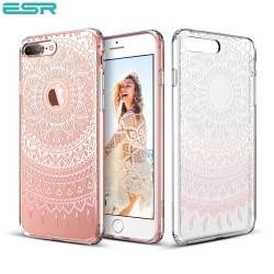 Carcasa ESR Totem iPhone 8 Plus / 7 Plus, Pink Manjusaka
