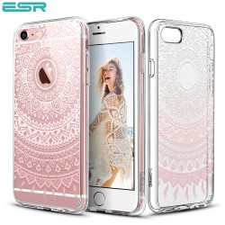 Carcasa ESR Totem iPhone 6s / 6, Pink Manjusaka