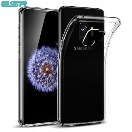 ESR Essential Zero slim cover for Samsung Galaxy S9, Clear White