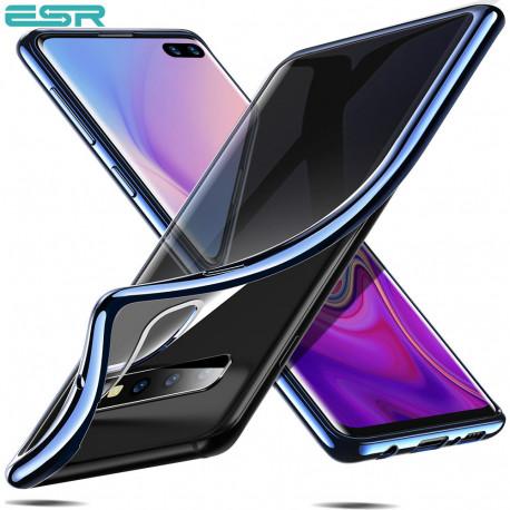Husa slim ESR Eseential Twinkler Samsung Galaxy S10 Plus, Blue