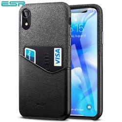 ESR Metro case for iPhone XR, Black