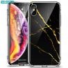 Carcasa ESR Mimic-Marble iPhone XS / X, Black