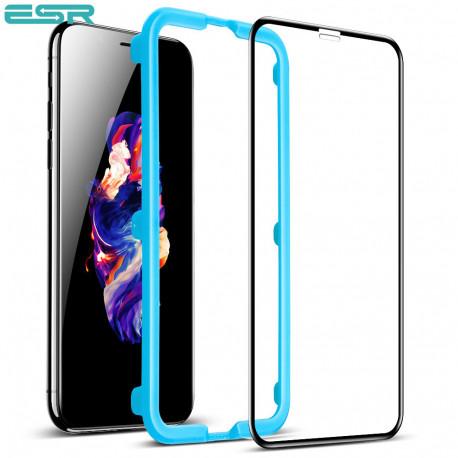 Folie sticla securizata ESR, Tempered Glass Full Coverage iPhone XR