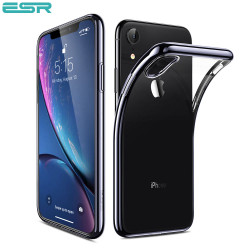 Husa slim ESR Eseential Twinkler iPhone XR, Black