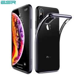 Husa slim ESR Eseential Twinkler iPhone XS Max, Black