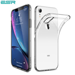 ESR Essential Zero slim cover for iPhone XR, Clear