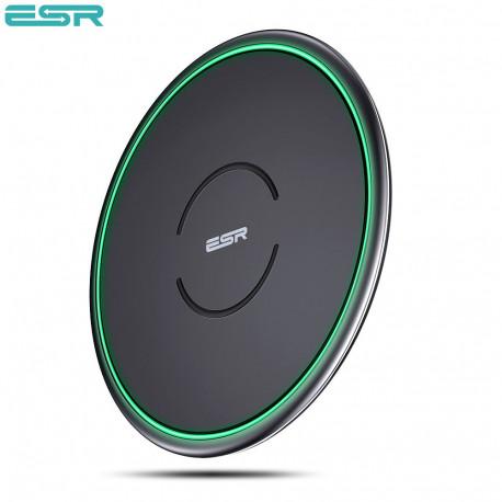 ESR Tidal Metal-Frame Qi Wireless Charging, Black