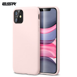ESR Yippee Color case for iPhone 11, Pink
