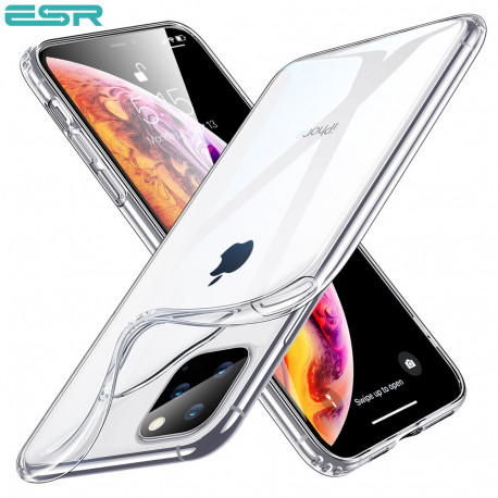 ESR Essential Zero slim cover for iPhone 11 Pro Max, Clear