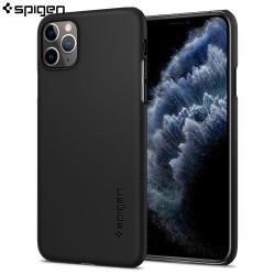 Spigen iPhone 11 Pro Case Thin Fit, Black