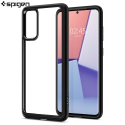Spigen Samsung Galaxy S20 Case Ultra Hybrid, Black