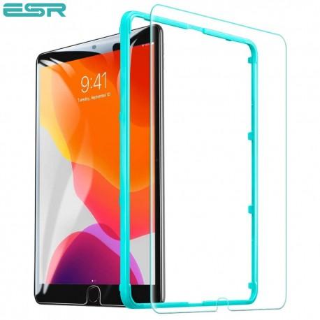 Folie sticla securizata ESR, Tempered Glass iPad 10.2 (2019), iPad Air 3 10.5 (2019), iPad Pro 10.5 (2017)