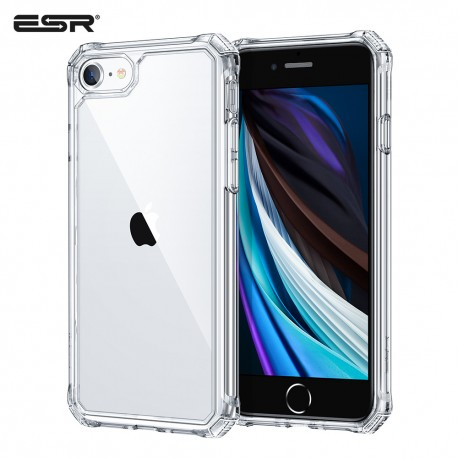 ESR iPhone SE 2020 / 8 / 7 Air Armor Clear Protective Case, Clear