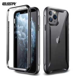 ESR Hybrid Armor 360 for iPhone 11 Pro Max, Black Frame