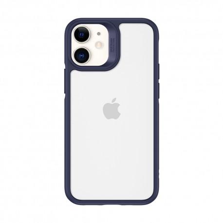 Carcasa ESR Ice Shield iPhone 12, Blue