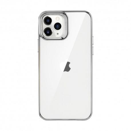 Carcasa ESR Halo iPhone 12 Max / Pro, Silver