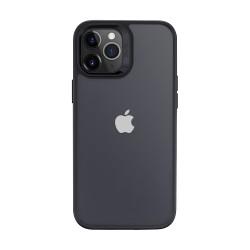 ESR Classic Hybrid - Black bumper+Clear back case for iPhone 12 Pro Max