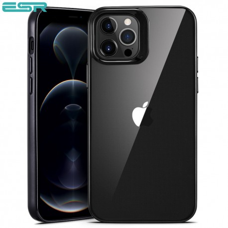 ESR Halo - Black case for iPhone 12/12 Pro