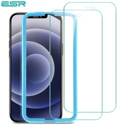 ESR iPhone 12 / 12 Pro Tempered Glass Screen Protector (2 Pack)